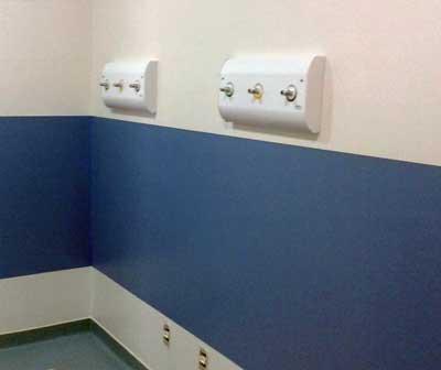 Wall protection sheets