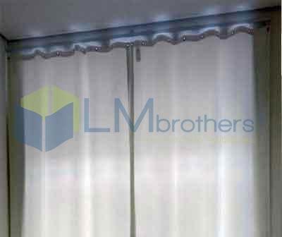 Cortina para janelas hospitalares - LMbrothers