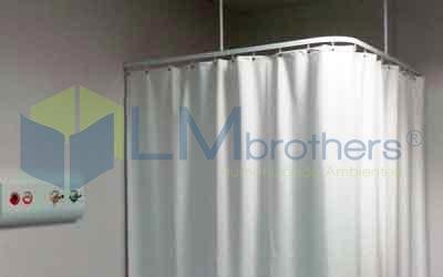 Cortina para Sala de Raio-x - LMbrothers
